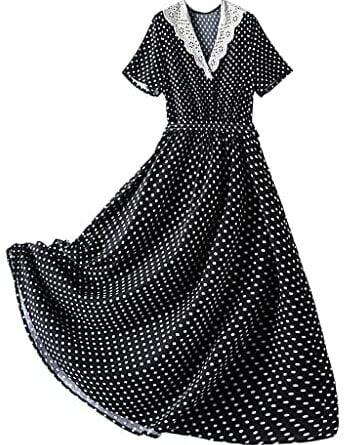 188 NEUF Sheego Event Robe Lagen Robe Mousseline taille 40-52 Noir