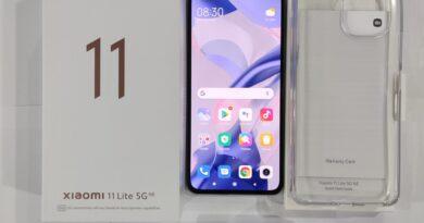 Xiaomi Mi 11 Lite NE 5G