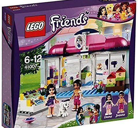 LEGO Friends – 41007 – Jeu de Construction – L'Animalerie d'heartlake City