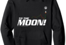 Cadeaux BTC Bitcoin Crypto Currency To The Moon Trading Sweat à Capuche