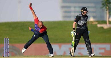 Buttler et Rashid excellent alors que l'Angleterre bat la Nouvelle-Zélande lors de l'échauffement de la Coupe du monde |  Coupe du monde T20