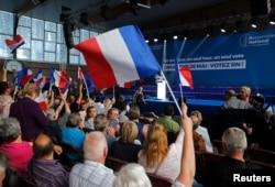 2022 pourrait-elle être l'année du français Le Pen ?