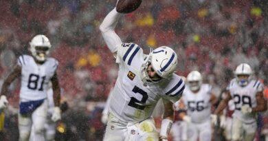 Colts et Carson Wentz remportent une grosse victoire sur la route contre les 49ers, ajoutent à l'embouteillage de l'AFC